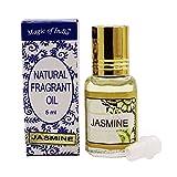 Magic Of India Natural Fragrant Oil Jasmine Fragrance 100% Pure and Natural - 5 ml by Magic Of India