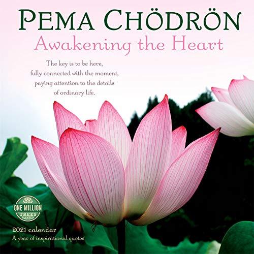 Pema Chodron 2021 Wall Calendar: Awakening the Heart - A Year of Inspirational Quotes