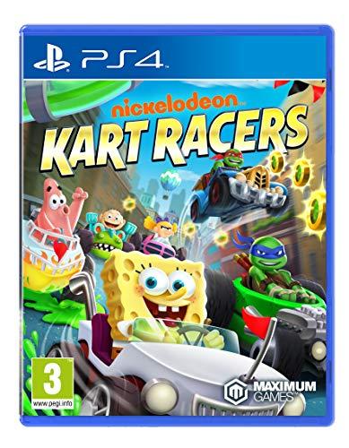 Maximum Games Kart Racers PS4 [ NKR-PS4