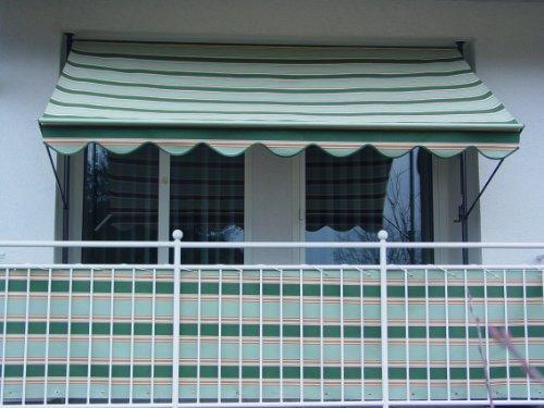 Angerer Marquise Dralon N ° 9100, Vert 250 cm Vert