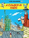 Lucky Luke - Volume 71 A Cowboy in Paris (71) - Cinebook - 08/11/2018