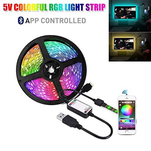 Yimixz DIY Ambilight TV PC Dream Screen USB LED Strip HDTV Computer Monitor Backlight Addressable LED Strip Full Set