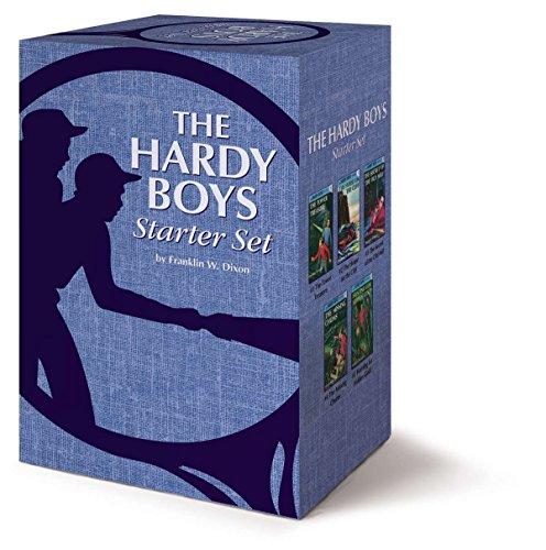 Hardy Boys Starter Set - Books 1-5 (The...