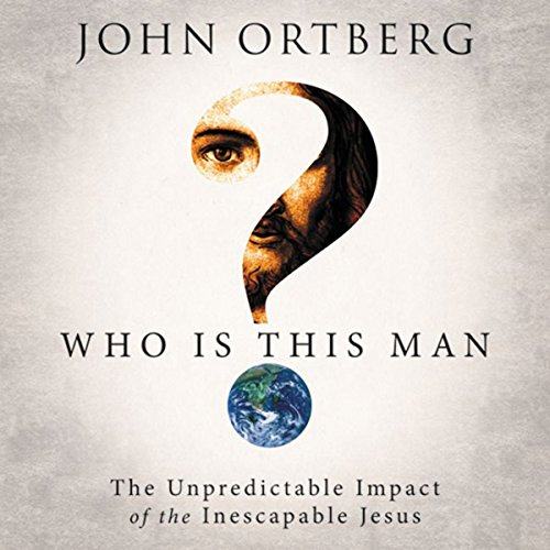 Who Is This Man? audiobook cover art