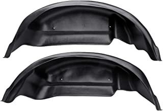 Rear Wheel Well Guards Liners Compatible With 15-18 Ford F150 | Unpainted PP by IKON MOTORSPORTS