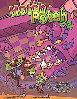 Hotchpotch 3: An Action Packed Children's Comic Book Anthology