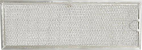 """Aluminum Ran Hood Filter - 4-3/4\"""" X 13\"""" X 3/32 - GE WB06X10288"""
