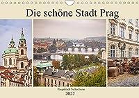 Die schoene Stadt Prag (Wandkalender 2022 DIN A4 quer): Hauptstadt Tschechiens an der Moldau (Monatskalender, 14 Seiten )