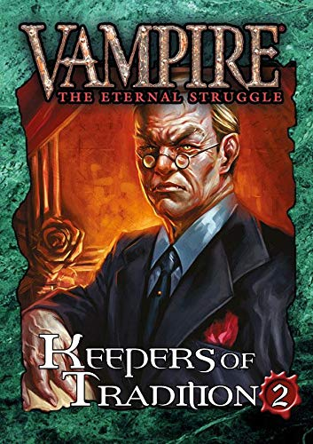 Vampire: The Eternal Struggle Keepers of Tradition Reprint Bundle 2
