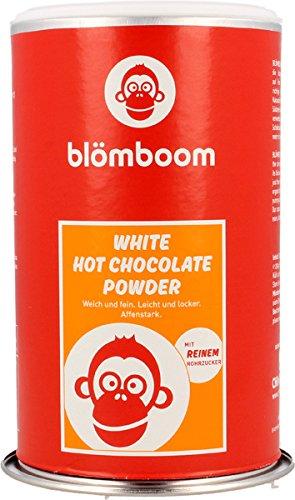 Blömboom - Einzelhandel - White Hot Chocolate Powder BIO 250g
