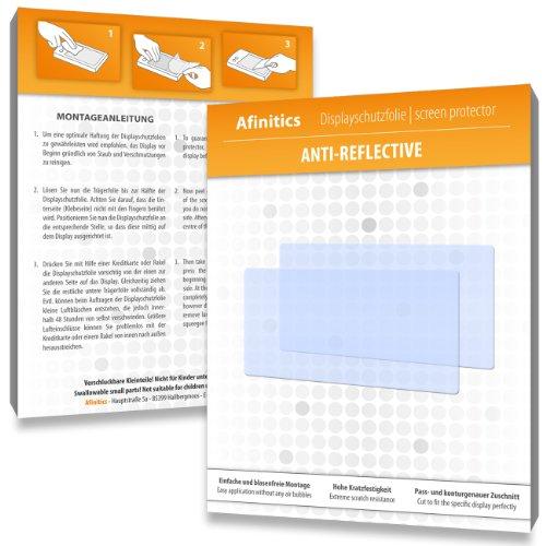 Afinitics MX023061 antireflektierend hartbeschichtet Displayschutzfolie für Sony Cybershot DSC-TX100V/TX-100V/TX100-V (2-er Pack)