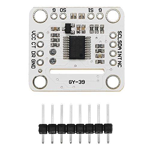 KASILU YHJ322 GY-39 serielle max44009 Promiscuous Intensität BME280 Temperatur- und Feuchtigkeit Atmosphärendrucksensor-Modul Hochleistung
