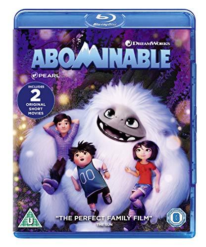 Abominable [Blu-ray] [2019] [Region Free]