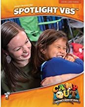 Camp Out Spotlight Vbs Leader Manual (Group Weekend Vbs 2017)