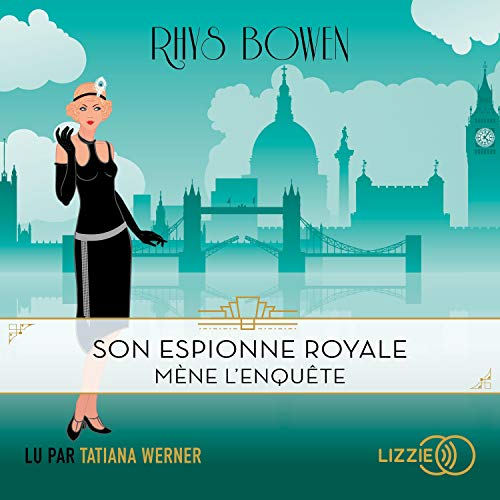 Son espionne royale mène l'enquête  By  cover art