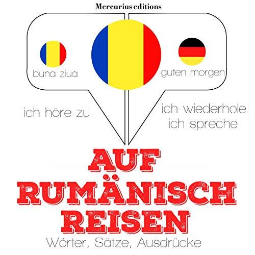 Rumänisch sprechen auf Reisen audiobook cover art