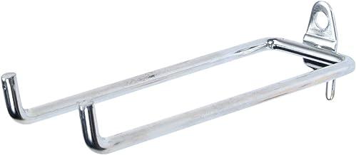 Triton producten 72618 DuraHook 5-3/4-inch dubbele staaf 80 graden bocht 1/4-inch diameter verzinkt staal Pegboard haak vo...