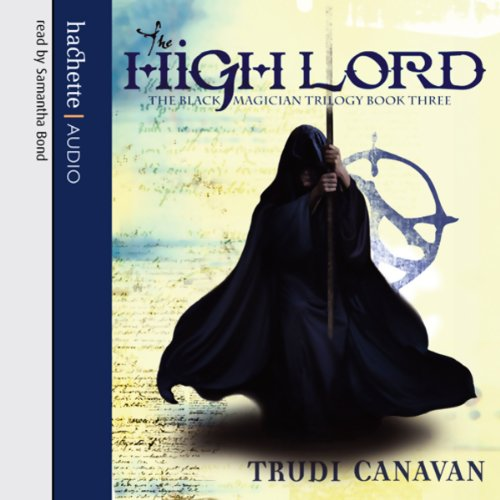 The High Lord audiobook cover art