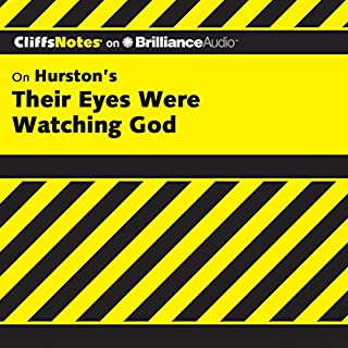 Their Eyes Were Watching God: CliffsNotes audiobook cover art