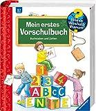 Mein erstes Vorschulbuch: Buchstaben und Zahlen