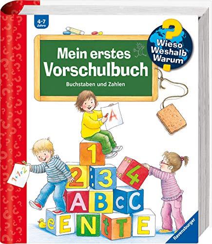 Wieso? Weshalb? Warum? Mein erstes Vorschulbuch: Buchstaben und Zahlen (Wieso? Weshalb? Warum? Sonderband)