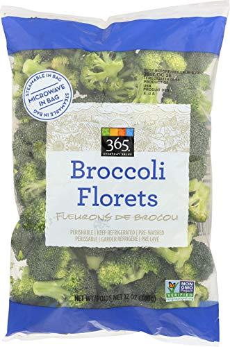 365 Everyday Value, Broccoli Florets, 12 oz