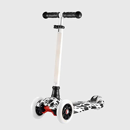 LiPengTaoShop Roller Vier-Rad-Flash-Roller Graffiti Roller geeignet für 2-14 Jahre alt Kinder Roller Lift Roller Multi-Farbe optional (Farbe   Colour2)