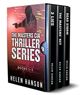 THE MASTERS CIA THRILLER SERIES - BOOKS 1 - 3 - BOX SET by [Helen Hanson]
