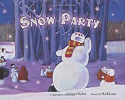 Snow Party Book