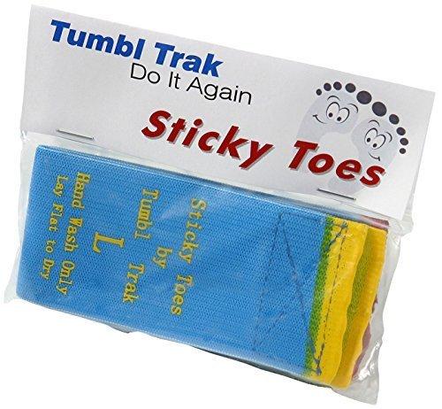 Tumbl Trak Sticky Toes