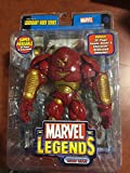 Marvel Legends Legendary Riders Figura: Iron Man Hulk Buster...