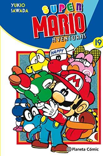 Super Mario nº 19: Aventuras (Manga Kodomo)