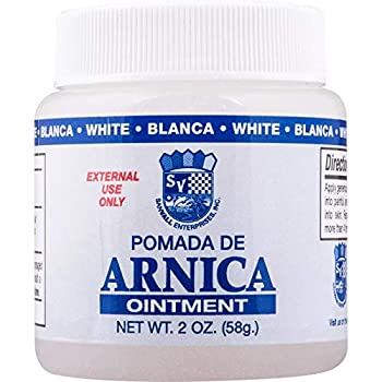 Sanvall Pomada de Arnica Ointment - 2oz