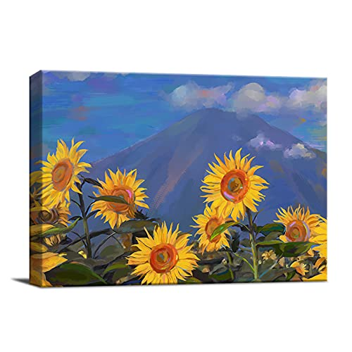 $5.61 Flower Wall Art Use promo code: NEWART99 Works on select options with a quantity limit of 1