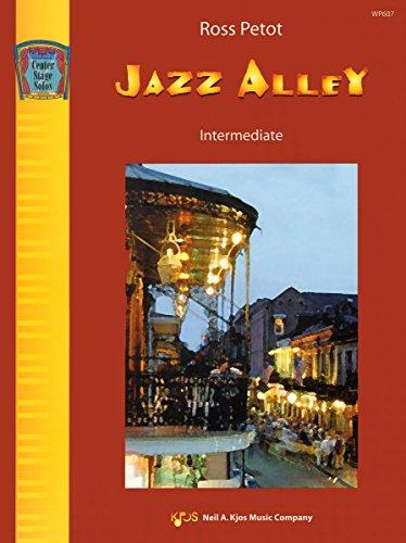 Jazz Alley: Intermediate: Jazz Alley Intermediate - Piano Solos