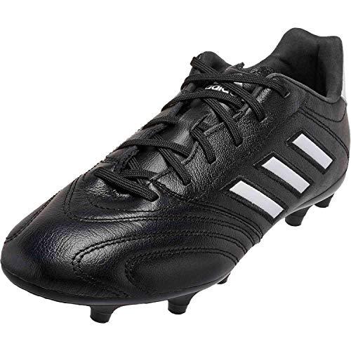 adidas COPA KAPITAN FG, negro (Negro/Blanco), 45 EU