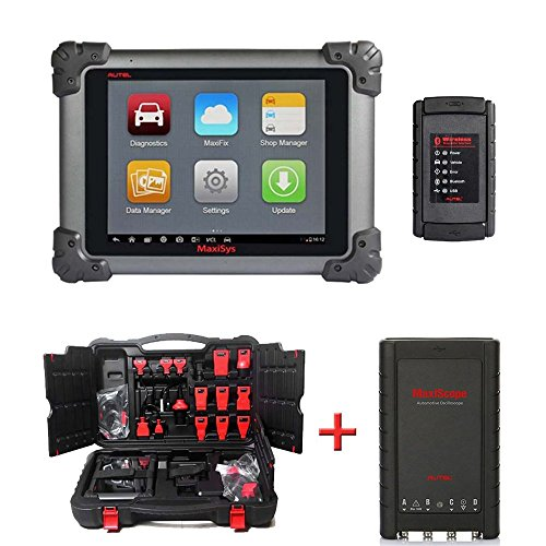 Best Obd2 Scanner: Autel Maxisys Ms908 Professional
