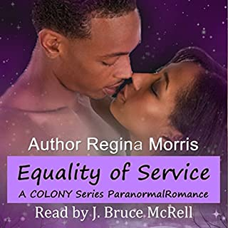 Equality of Service audiobook cover art