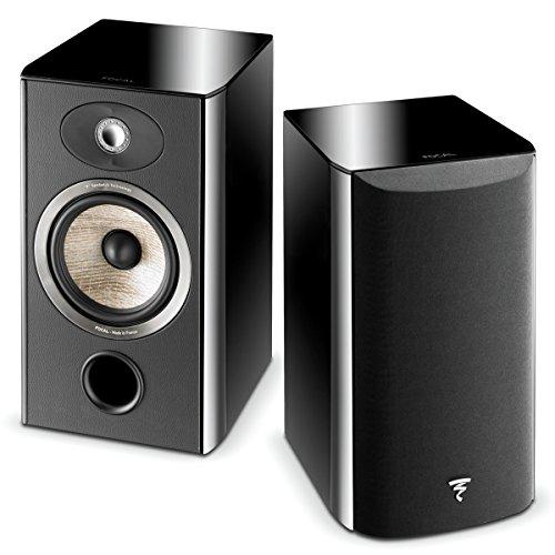Focal ARIA906BK &Lautsprecher für MP3 und Ipod, Schwarz
