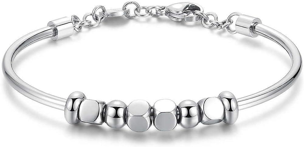 Brosway tres jolie trendy bracciale per donna  in acciaio BTJMP004