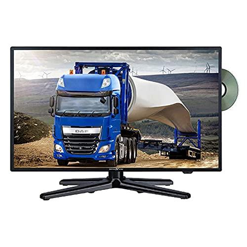 Reflexion LDDW 220 LED TV Fernseher 22 Zoll 56cm SAT DVB-S2/C/T2 DVD 12 V 24 V 230 Volt