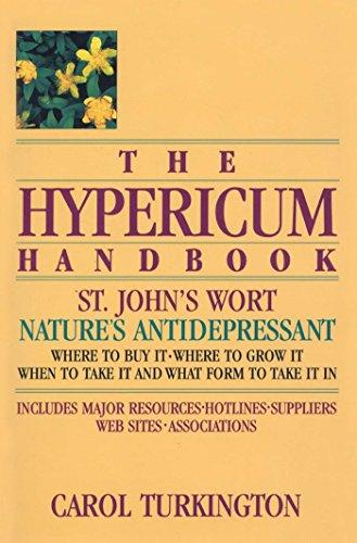 The Hypericum Handbook: Nature's Antidepressant (English Edition)