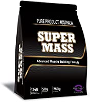 Pure Product Australia Super Mass Gainer, Chocolate 2 kilograms