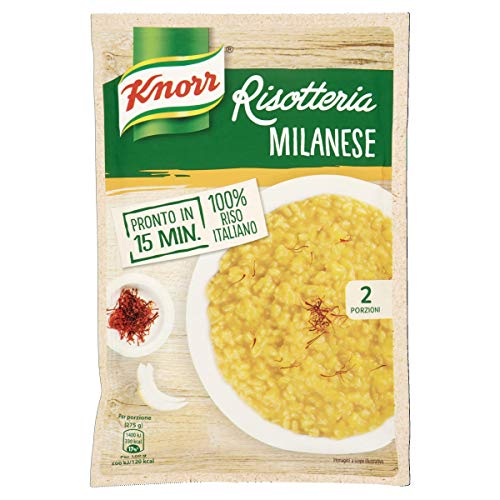 Knorr Risotteria alla Milanese, 175g