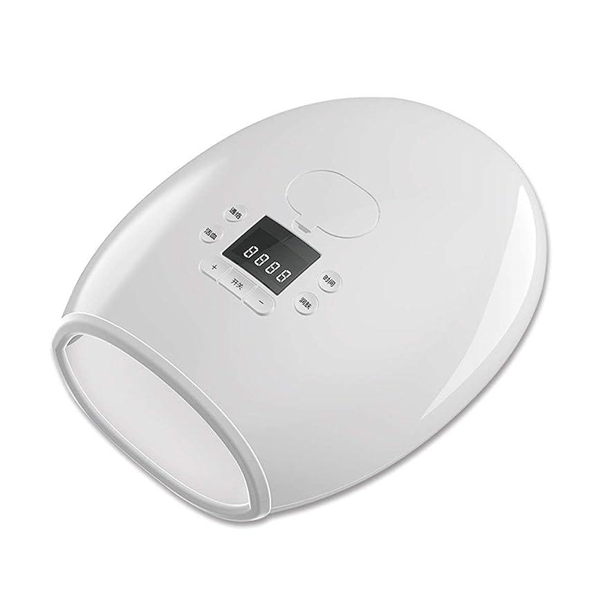 バージン悲しいアスレチックIntercorey Massage Beauty Tool Hand Warm Hand Hydrating Care Palm Massager Hand Electric Heating Massage Instrument