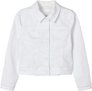 NAME IT Nkfatinna TWI Jacket CD Chaqueta de jean para Niñas