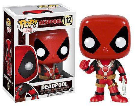 Funko Pop Deadpool pulgares arriba (Deadpool 112) Funko Pop Deadpool