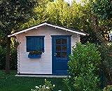 Dekalux - Caseta de madera para jardín 3x 2