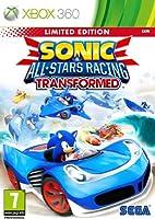 Sonic & All-Stars Racing Transformed 日本版Xbox 360動作可 (輸入版)