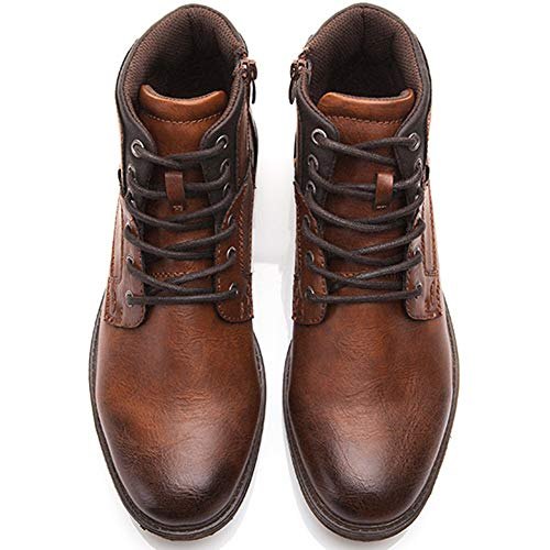 Motorcycle Combat Winter Ankle Boots